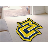 Marquette Golden Eagles NCAA Mascot Mat (30x40)