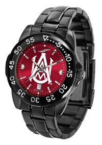 Alabama A&M Aggies Fantom Sport Watch, Anochrome Dial, Black