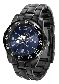 Akron Zips Fantom Sport Watch, Anochrome Dial, Black