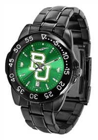 Baylor Bears Fantom Sport Watch, Anochrome Dial, Black