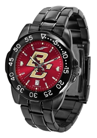 Boston College Eagles Fantom Sport Watch, Anochrome Dial, Black