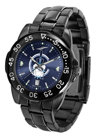Citadel Bulldogs Fantom Sport Watch, Anochrome Dial, Black