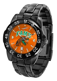 Florida A&M Rattlers Fantom Sport Watch, Anochrome Dial, Black