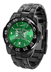 Hawaii Warriors Fantom Sport Watch, Anochrome Dial, Black