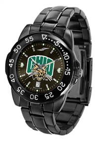 Ohio Bobcats Fantom Sport Watch, Anochrome Dial, Black