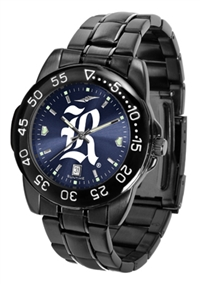 Rice University Owls Fantom Sport Watch, Anochrome Dial, Black