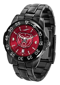 Missouri State Bears Fantom Sport Watch, Anochrome Dial, Black