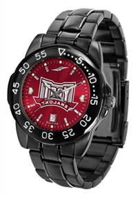 Troy Trojans Fantom Sport Watch, Anochrome Dial, Black