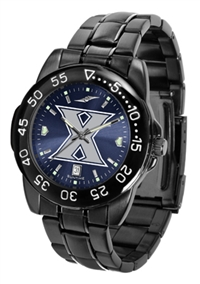 Xavier Musketeers Fantom Sport Watch, Anochrome Dial, Black