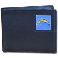 San Diego Chargers NFL Bifold Wallet in a Tin