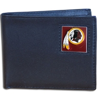 Washington Redskins NFL Bifold Wallet in a Tin