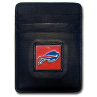 Buffalo Bills Executive NFL Money Clip/Card Holder