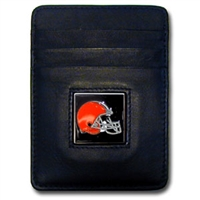 Cleveland Browns Executive NFL Money Clip/Card Holder