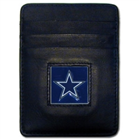 Dallas Cowboys Executive NFL Money Clip/Card Holder