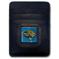 Jacksonville Jaguars Executive NFL Money Clip/Card Holder