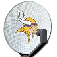 NFL Dish Cover - Minnesota Vikings