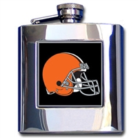 Cleveland Browns NFL Hip Flask