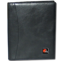 Cleveland Browns Leather Portfolio