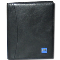 San Diego Chargers Leather Portfolio