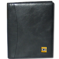 Green Bay Packers Leather Portfolio