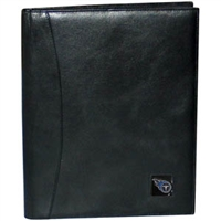 Tennessee Titans Leather Portfolio