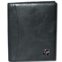 Houston Texans Leather Portfolio