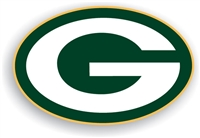 "Green Bay Packers 12"" Vinyl Magnet"