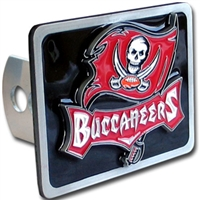 NFL Trailer Hitch LG - Tampa Bay Buccaneers