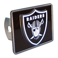 NFL Trailer Hitch LG - Oakland Raiders