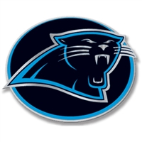 NFL Hitch Cover -Carolina Panthers
