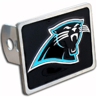 NFL Trailer Hitch - Carolina Panthers