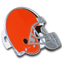 NFL Logo-Cut Hitch Cover - Cleveland Browns
