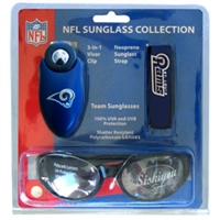 St. Louis Rams NFL Sunglass Set