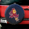 Arizona State Sun Devils NCAA Spare Tire Cover (Black)