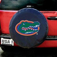 Florida Gators NCAA Spare Tire Cover (Black)