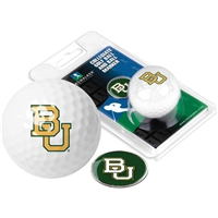 Baylor Bears Golf Ball w/ Ball Marker