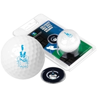 Citadel Bulldogs Golf Ball w/ Ball Marker