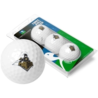 Purdue Boilermakers 3 Golf Ball Sleeve Pack