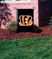 Cincinnati Bengals NFL Garden Mini Window Flag