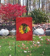 Chicago Blackhawks Garden Mini Window Flag