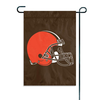 Cleveland Browns NFL Garden Mini Window Flag