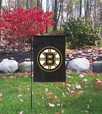 Boston Bruins Garden Mini Window Flag