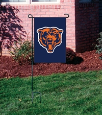 Chicago Bears NFL Garden Mini Window Flag