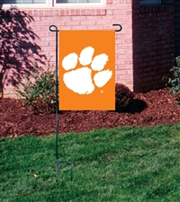 Clemson Tigers Garden Mini Window Flag