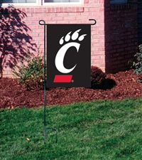 Cincinnati Bearcats Garden Mini Window Flag