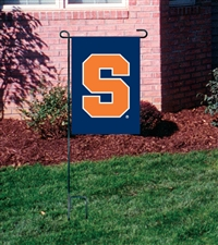 Syracuse Orange Garden Mini Window Flag