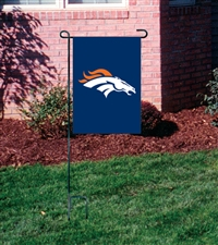 Denver Broncos NFL Garden Mini Window Flag