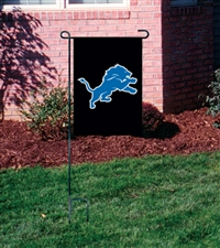 Detroit Lions NFL Garden Mini Window Flag