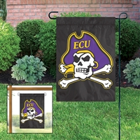 East Carolina Garden Mini Window Flag