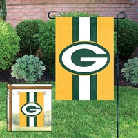 Green Bay Packers NFL Garden Mini Window Flag